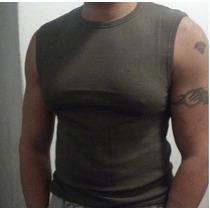 Remera Sudaderas Gym Fisicoculturista Militar Policia Esquel
