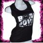 Bon Jovi Rock Remera Dama Musculosa Oferta
