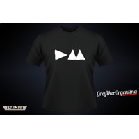 Remeras Depeche Mode