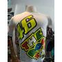 Remera Valentino Rossi 46 Y Marq Marquez 93