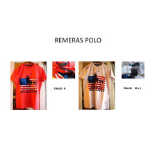 Remeras Polo