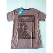 Remera Adidas Star Wars - Darth Vader - S