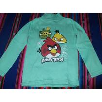 Poleras Angry Birds, El Hombre Araña, Ben 10, Princesas,cars