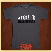 Exoma Remeras - The Walking Dead (tv-series)