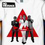 Remera Unisex Estampada Depeche Mode Musica Rock No Message