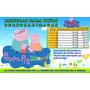 Remeras Peppa Pig Personalizadas Cumpleaños Personalizadas