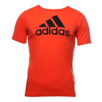 Remera Adidas Yb Essentials Logo Sportline
