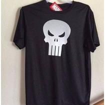 Punisher Original Marvel!! Importadas!! Calavera!! Polyester