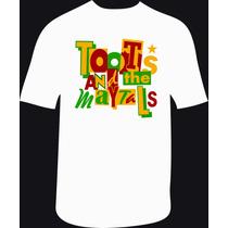 Reptilia Remeras Reggae Toots & The Maytals (código 01)