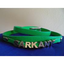 Cinturon Ricky Sarkany