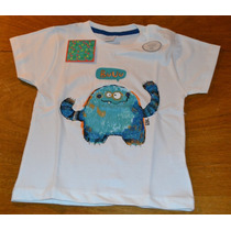 Remera Primavera 2015 Ruabel Ultima 3 Años Little Treasure