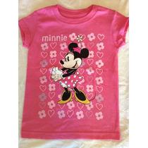 Remera Minnie Disney Store
