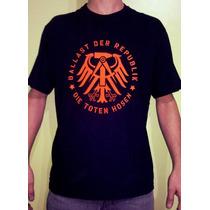 Remera Die Toten Hosen - Ballast Der Republik - Punk Rock