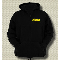Conjunto Campera Pantalon Jogging Hoodies Fotografos Nikon
