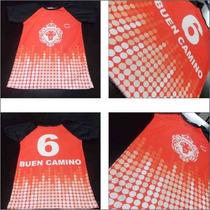Camiseta Remera Futbol Personalizada Sublimada Club