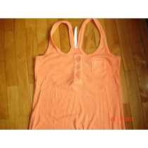 Musculosa De Zara Basic Talle L Impecable