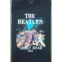 Remera The Beatles - Abbey Road