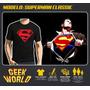 Remeras Superheroes! - Superman Classic - Geekworld Rosario