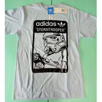 Remera Adidas Star Wars - Stormtrooper - S