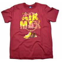 Remera Nike Air Max Hombre