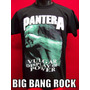 Remera Pantera Talle M - Medium (50 X 68 Cm) Big Bang Rock