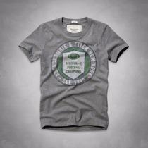 Abercrombie Fitch Remera Original Usa Medium Zona Norte!