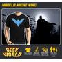 Remeras Superheroes! - Nightwing - Geekworld Rosario