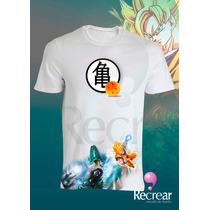 Remeras Dragon Ball, Comic, Dibujos Animados, Anime, Series