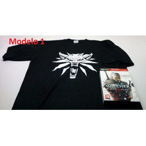 Remeras The Witcher