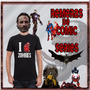 Remeras Estampadas Comic, Anime, Gamer Y Mucho Mas!!!
