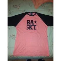 Remera Skate Roll Arg