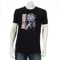 Remera Ant Man Marvel Original Talles M, L Importada Nueva!