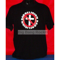Remera Bad Religion Talle X L Extra Large ( 56 Cm X 75 Cm )