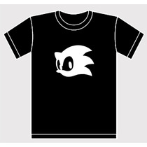Remera Sonic Estampada
