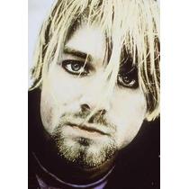 Remera Nirvana Kurt Cobain Talle M