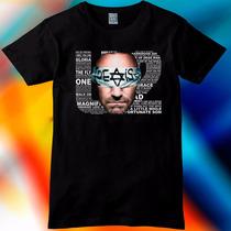 Remera Unisex Estampada U2 Bono Musica Rock No Message