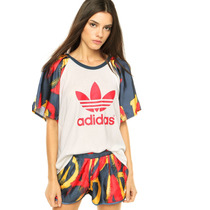 Remera Remeron Adidas Originals Paris Soft - Exclusivo!