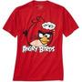 Remeras Angry Birds Originales Talle Xxl Importadas Nuevas!