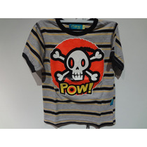 Remera Niño Marca Flow Kids