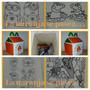 Remeras Mágicas Para Pintar, Lavar Y Seguir Pintando...