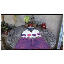 Top Tejido En Crochet. Diseño Independiente