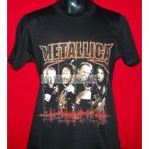 Remera Metallica Talle L - Large ( 52 Cm. X 72 Cm. )