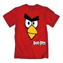 Remeras De Angry Birds