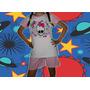 Pijamas De Nena Violetta - Monster High - Kity - Sarah Kay