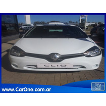 Renault Clio Mio 3p 0km 2015 100% Financiado En Car One