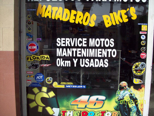 Reparacion De Motos Chocadas.(honda,yamaha,zanella,gilera)