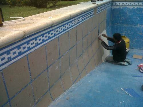 Reparacion de piscinas de hormigon for Piletas para enterrar precios