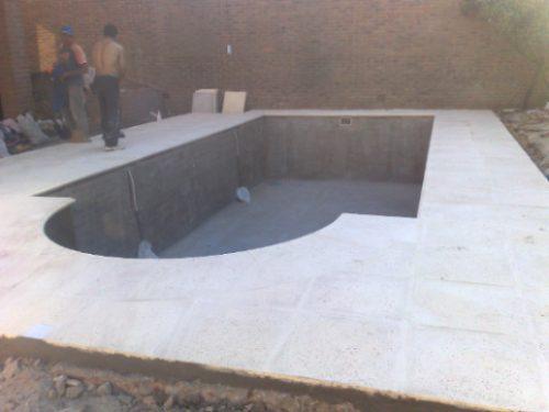 Reparacion de piscinas de hormigon for Reparacion de piscinas