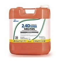 2,4 D 100% Ester Meltis X 20 Lt Herbicida Lab. Bonquim Sa