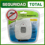 Repelente Mosquitos Ultrasonico Ecologico -el Original Tv-